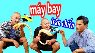 Trận Chiến Máy Bay Ăn Đuôi Bò Úp Chảo Siêu Cay | Son Duoc Vlogs