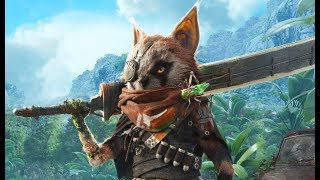 Biomutant Gameplay First Look - PS4/Xbox One & PC