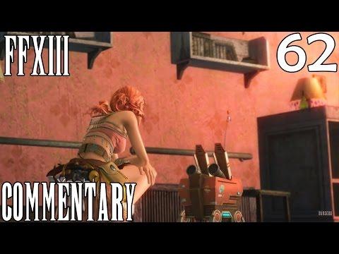 Final Fantasy XIII PC Walkthrough Part 62 - Vanille's Old Friend Bhakti