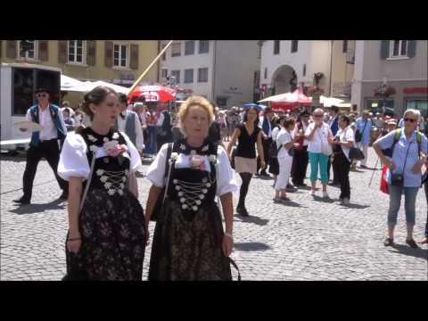 Eidgenössisches Jodlerfest 2017 Brig