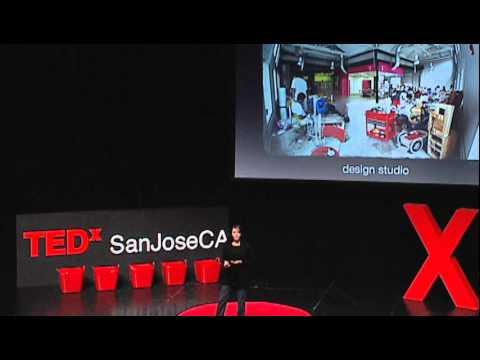 Can you learn creativity?: Saba Ghole at TEDxSanJoseCA 2012