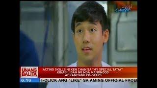 """UB: Acting skills ni Ken Chan sa """"My Special Tatay"""" kinabiliban ng mga manonood at kaniyang co-stars"""