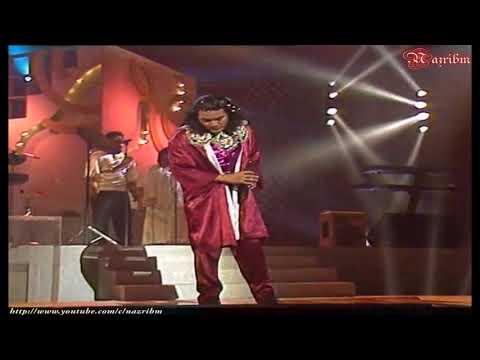 Laksamana - Gugurnya Bunga Cinta (Live In Juara Lagu 91) HD