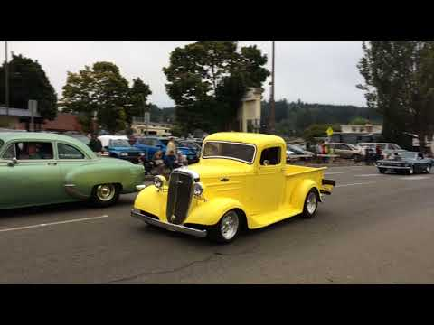 Coos The Cruse 2017 in Coos Bay OR