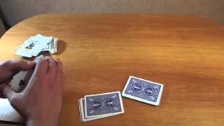 Бесплатное обучение фокусам #31: Фокусы с картами! Карточные фокусы! Самые лучшие фокусы!