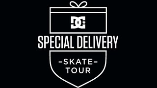 DC Special Delivery Skate Tour / Italy demos