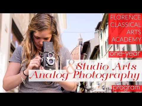 FCAA and Studio Arts Analog Photography program