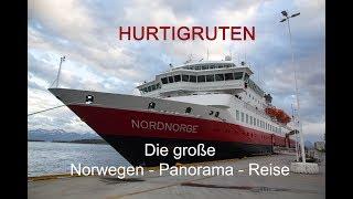 Hurtigruten   Die große Norwegen Panorama Reise