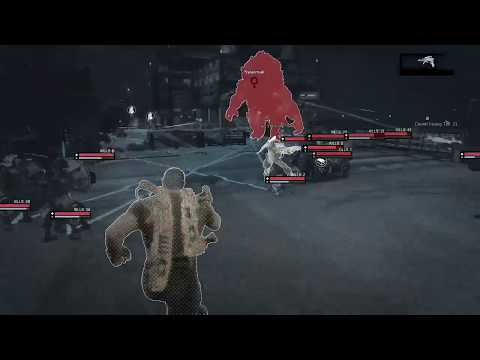GOW4 HORDE on INCONCEIVABLE