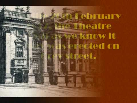History of the Theatre Royal Newcastle