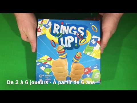 "La règle du jeu ""Rings up !"""