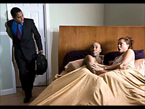 Image result for women caught cheating in bed