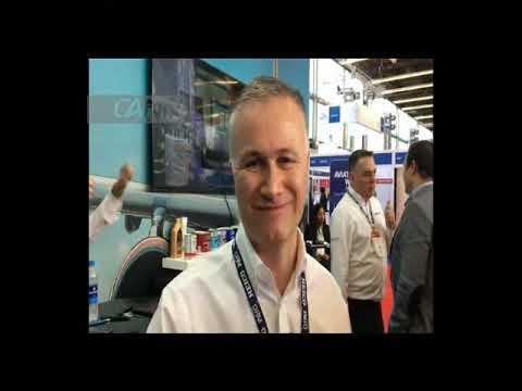 Amsterdam MRO Exhibition Exclusive video