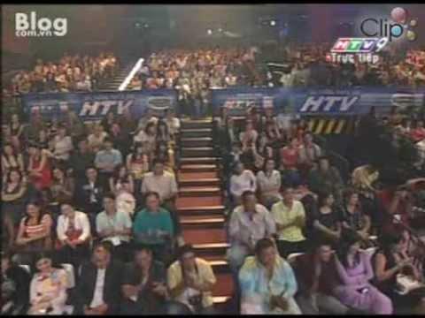 Đan Trường - Chiến thắng HTV Music Award 2008