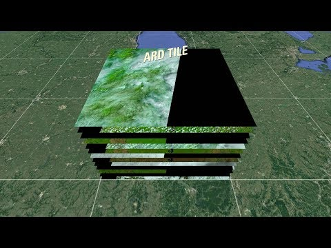 Landsat Analysis Ready Data (ARD)