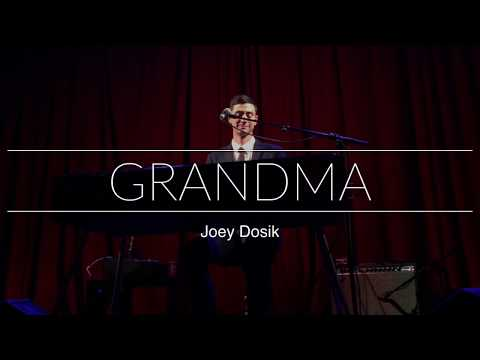 Joey Dosik - Grandma. Live @ The Sugar Club.