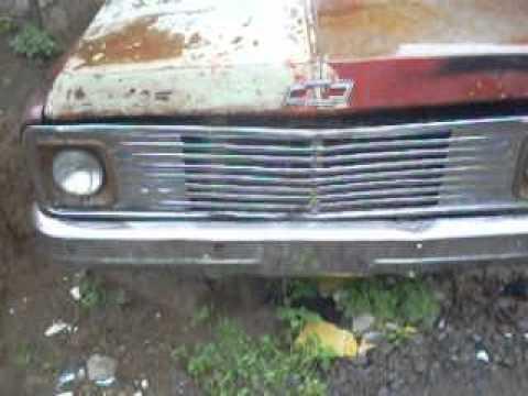 Chevrolet 1969 Para Restaurar En Venta Youtube