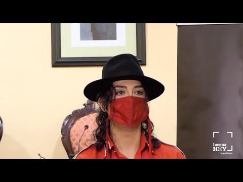 VÍDEO: Un Tributo a Michael Jackson benéfico para abrir la puerta a la cultura tras el confinamiento en Lucena