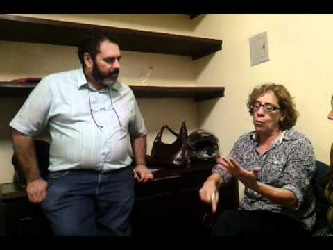 Maria Do Carmo Soares Entrevista com Milza cunha: e Job, e Marcelo Piotto