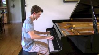 The Script: Breakeven (Elliott Spenner Piano Cover)
