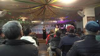 인사-C0451/청솔문화예술공연