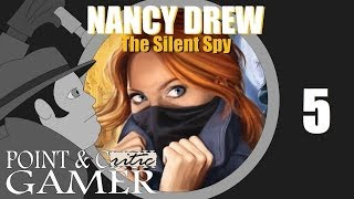 Nancy Drew: The Silent Spy - Pt. 5 (End) w/ FaceCam | Point & Critic Gamer