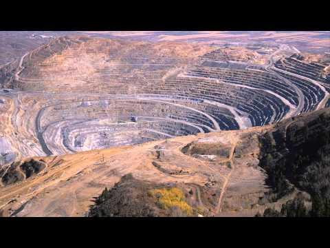 Bingham Mine Utah