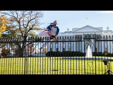 يورو نيوز: إغلاق البيت الأبيض بسبب شخص تسلق السور