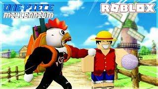 GAME ONE PIECE MỚI NÀY SẼ VƯỢT MẶT STEVE'S ONE PIECE ?   One Piece Millenium (Roblox)
