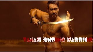 # 1 Trending :Taanaji The unsung warrior   First look   Ajay Devgan   Upcoming movie 2019 #Taanaji