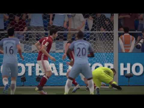 Fifa 17 Demo : Guardiola zurück gegen Bayern / Fc Bayern vs ManCity