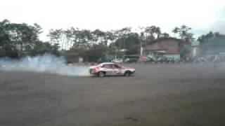 TCZR tauco tjiandzoer fiesta 2011 - DRIFTING & SLALOM CONTEST @ CIANJUR part 1