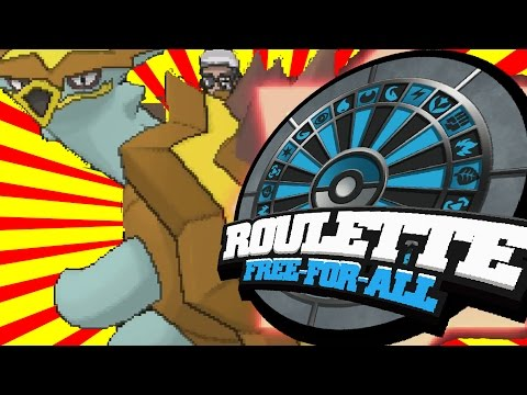 READING RAINBOW - Roulette FFA 3.0 Pokémon Sun and Moon!