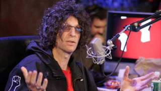 Howard Stern - Rush Limbaugh is a whore Part 1