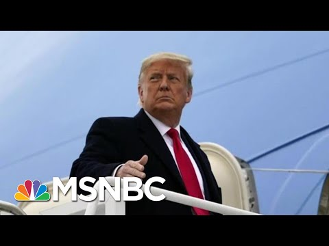 Manhattan District Attorney Obtains Trump's Tax Returns   Hallie Jackson   MSNBC
