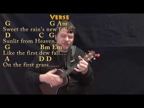 Morning Has Broken Ukulele chords by hymn - Worship Chords