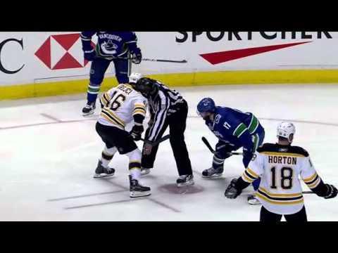 NHL 2011 Stanley Cup Final Game 1 Bruins vs Canucks Part 1/8 HDTV