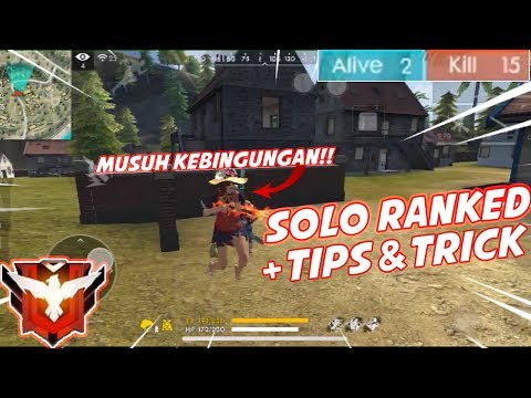 download SOLO RANKED DI RANK MASTER!?!? + TIPS & TRICK - FREE FIRE INDONESIA