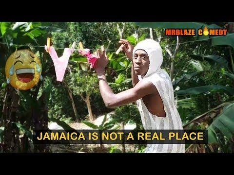 Jamaica Is Not a Real Place | Jamaican Comedy | (Part 2) | Mrblaze Comedy