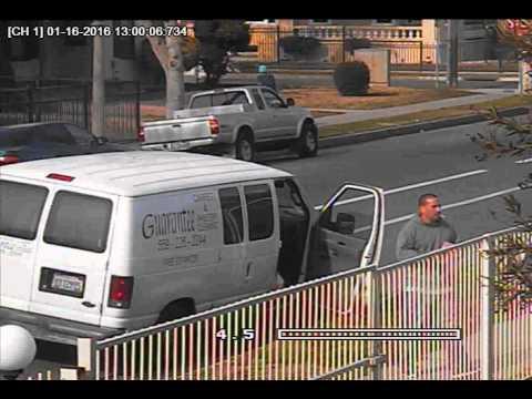 Carpet Cleaning Van 656 Van Ness Ave Fresno Ca today..
