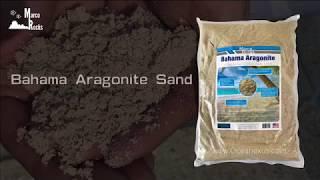 Bahama Aragonite Sand Marco Rocks 巴哈馬海水水族箱專用霰石砂