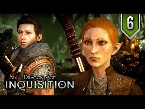 Download Dragon Age: Inquisition – Episode 6 ★ Movie Series / All Cutscenes 【Elven Female Mage Edition】