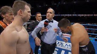 Tim Tszyu vs Jeff Horn - Fight HIGHLIGHTS
