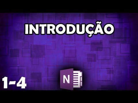 Introdução (1-4) - Onenote 2016
