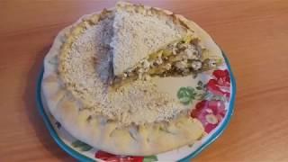 Как приготовить пирог Губадия#выпечка#тесто#кулинария#рецепты#