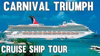 Carnival Triumph Cruise Tour New Orleans to Mexico