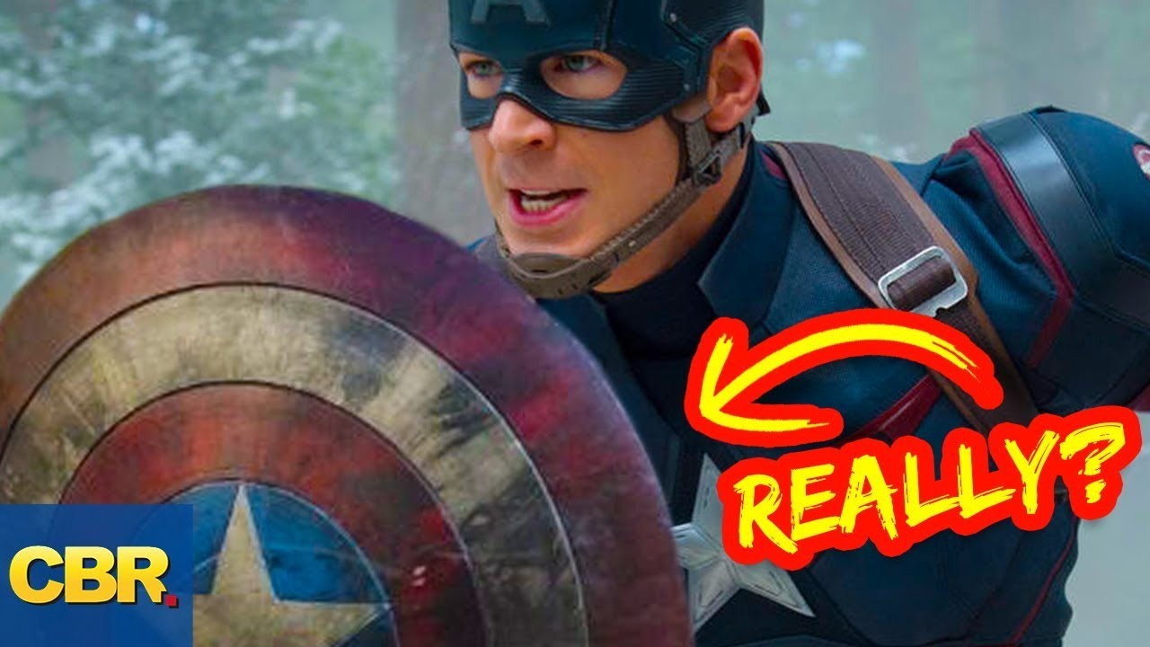10 Secrets You Didn t Know About Captain America s Shield   YouTube 10 Secrets You Didn t Know About Captain America s Shield