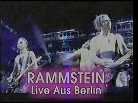 Comercial 1999 Discos En Vivo Metallica, Guns And Roses, Marilyn Manson, Rammstein
