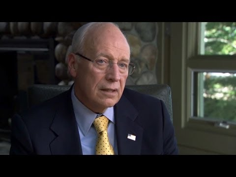 Ten Years Later, Cheney Haunted By People He Didn't Manage To Kill In Iraq War