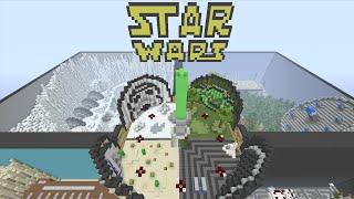 Minecraft (Xbox 360) - Star Wars - Hunger Games